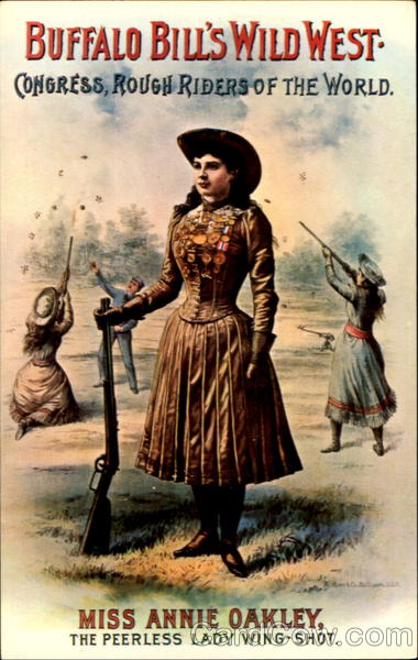 All About Annie Oakley