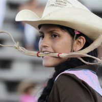 6th Cowgirl World Championship rides into the sunset