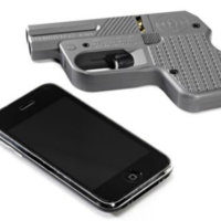 World's smallest and lightest .45 ACP concealed carry pistol on the market