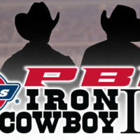 Professional Bull Riders results of 2012 Dickies Iron Cowboy III