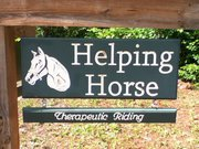 Helping Horse Therapeutic Riding Program