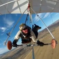 Video: Shadow the Hang-Gliding Service Dog